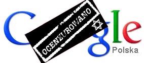 Cenzura w Google usuwa z polskich wyników wyszukiwania tekst Żydzi a Powstanie Styczniowe i jego planowo antypolski wymiar